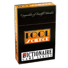Fictionaire - Pack # 3 Fool Science