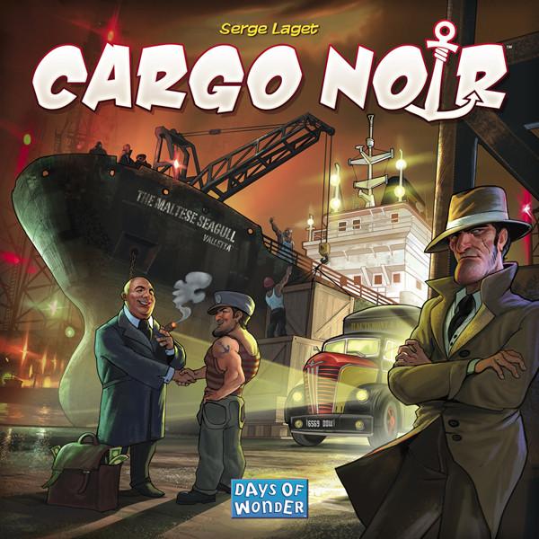 Настольная Игра Days of Wonder Cargo Noir (824968782910)