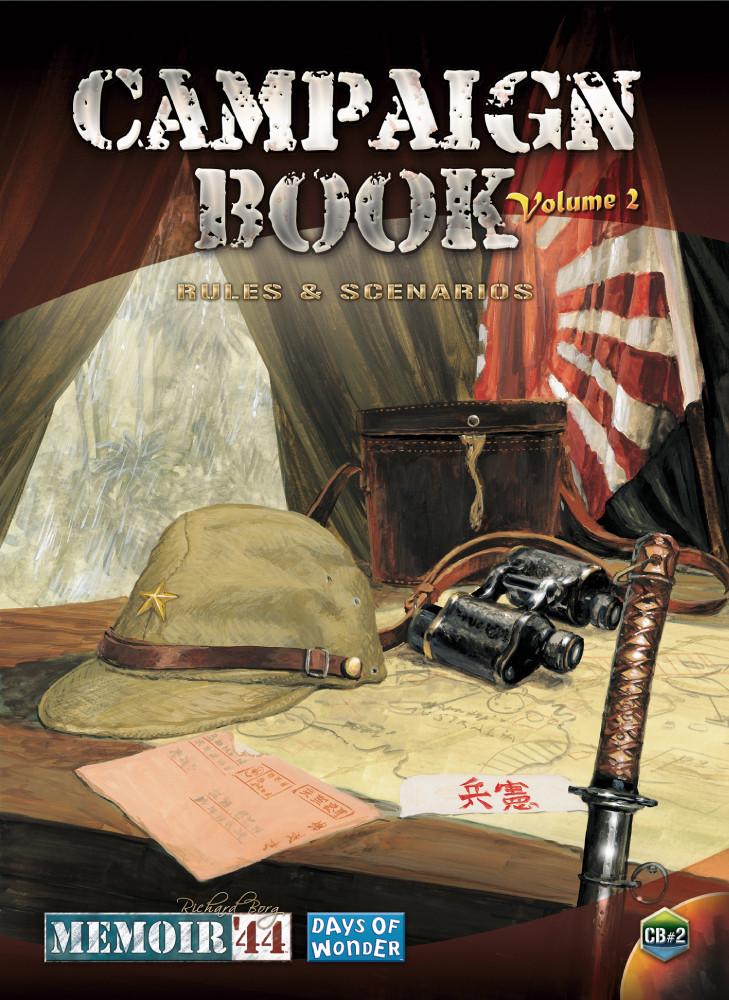 Memoir'44 - Campaign Book Volume 2