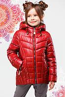 Курточка детская демисезонная Майя,   р-ры 122, 128, 134, 140, 146, 152, 158, ТМ NUI VERY