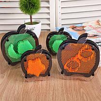 Гвозди Art-pin Яблоко Цветные S, 18х12см, фото 3