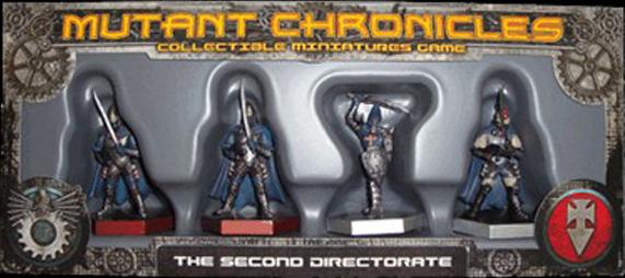 Хроники Мутантов: The Second Directorate