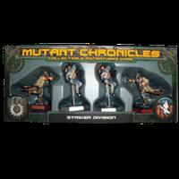 Хроники Мутантов: Striker Division