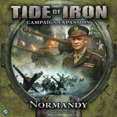 Tide of Iron Campaign Expansion: Normandy