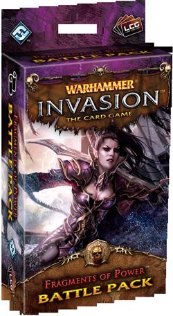 Warhammer: Invasion LCG: Fragments of Power Battle Pack