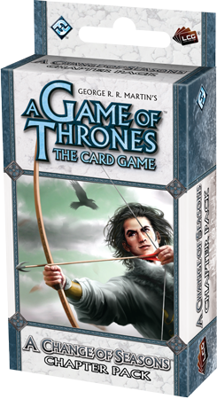 A Game of Thrones LCG: A Change of Seasons Chapter Pack