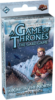 A Game of Thrones LCG: A King in the North Chapter Pack
