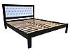 Кровать деревянная Линда