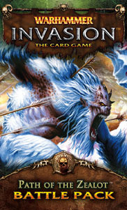 Warhammer: Invasion LCG: Path of the Zealot Battle Pack