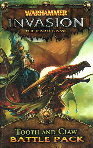 Warhammer: Invasion LCG: Tooth and Claw Battle Pack