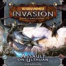 Warhammer: Invasion LCG: Assault on Ulthuan Expansion