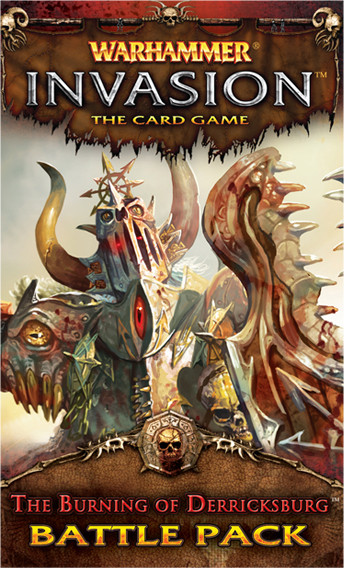 Warhammer: Invasion LCG: Burning of Dericksburg Battle Pack