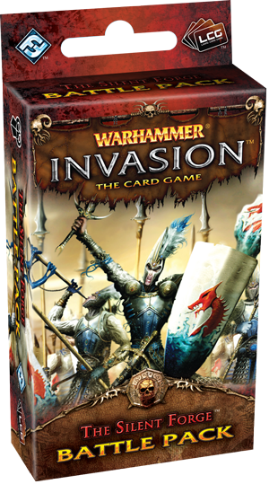Warhammer: Invasion LCG: The Silent Forge Battle Pack
