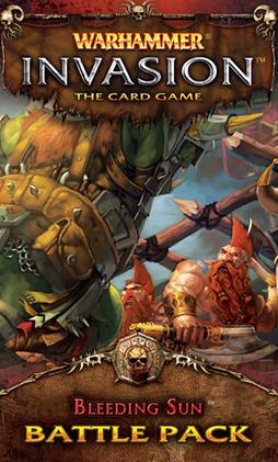 Warhammer: Invasion LCG: Bleeding Sun Battle Pack