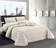 """Двуспальный комплект постельного белья со стеганным покрывалом DIBENEDETTO """"COMO"""""""