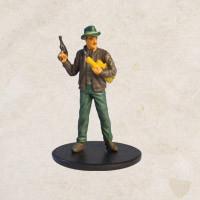 Arkham Horror Investigator Miniatures: Monterey Jack