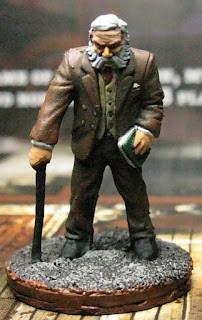 Arkham Horror Investigator Miniatures: Harvey Walters