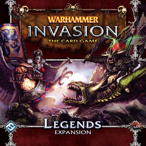 Warhammer: Invasion LCG: Legends Expansion