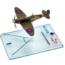 Wings of War WWII: Supermarine Spitfire Mk. II Falkowski (RAF)