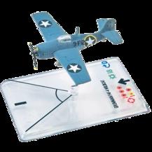 Wings of War WWII: Grumman F4F-4 Wildcat McWorther (US Navy)