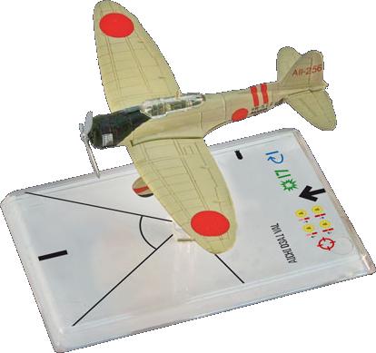 Wings of War WWII: Aichi D3A1 Val Yamakawa/Nakata