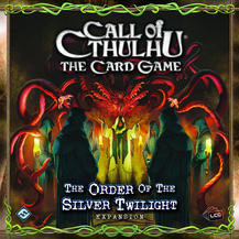 Call of Cthulhu: The Order of the Silver Twilight Lodge Expansion