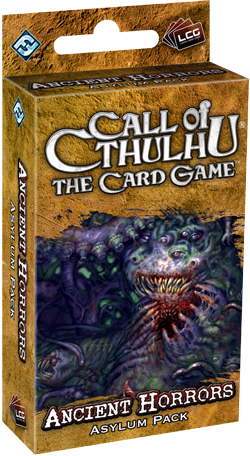 Call of Cthulhu LCG: Ancient Horror Asylum Pack