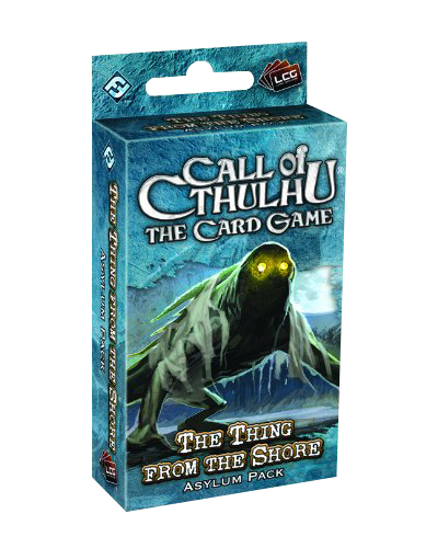 Call of Cthulhu LCG: The Thing From the Shore Asylum Pack