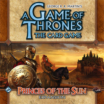 Game of Thrones LCG: Princes of the Sun Expansion (Revised)