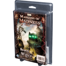 Mansions of Madness. Season of the Witch Expansion