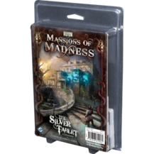Mansions of Madness. Silver Tablet Expansion
