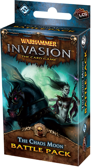 Warhammer: Invasion LCG: The Chaos Moon Battle Pack
