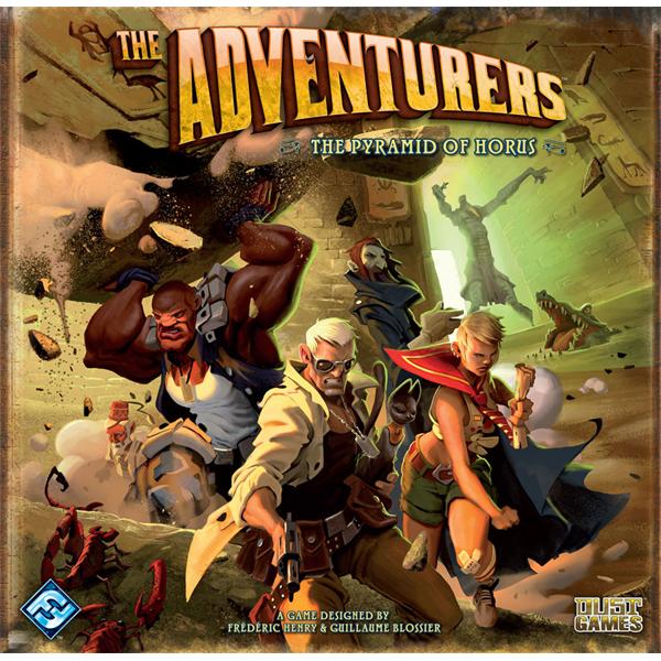 Adventurers: Pyramid of Horus