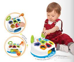 Музыкальная игрушка-сортер Weina (2002), фото 3