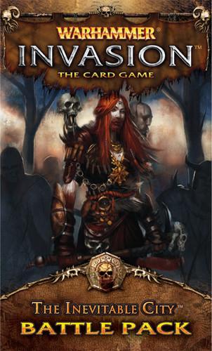 Warhammer: Invasion LCG: The Inevitable City Battle Pack