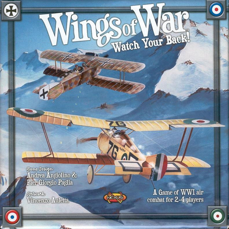 Wings of War WWI: Watch Your Back!