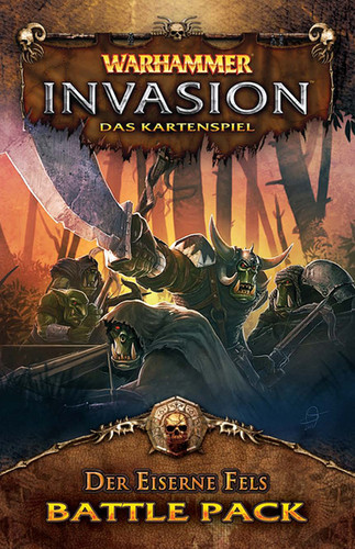 Warhammer: Invasion LCG: The Iron Rock Battle Pack