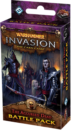 Warhammer: Invasion LCG: The Accursed Dead Battle Pack