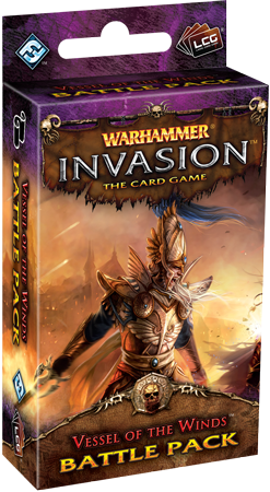 Warhammer: Invasion LCG: Vessel of the Winds Battle Pack