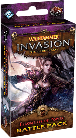 Warhammer: Invasion LCG: Portent of Doom Battle Pack