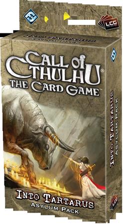 Call of Cthulhu LCG: Into Tartarus Asylum Pack