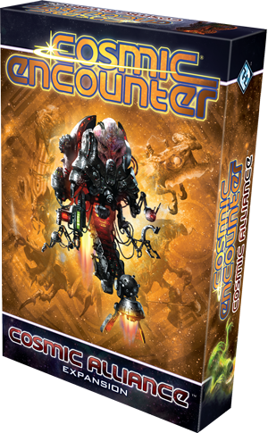 Cosmic Encounter: Cosmic Alliance Expansion