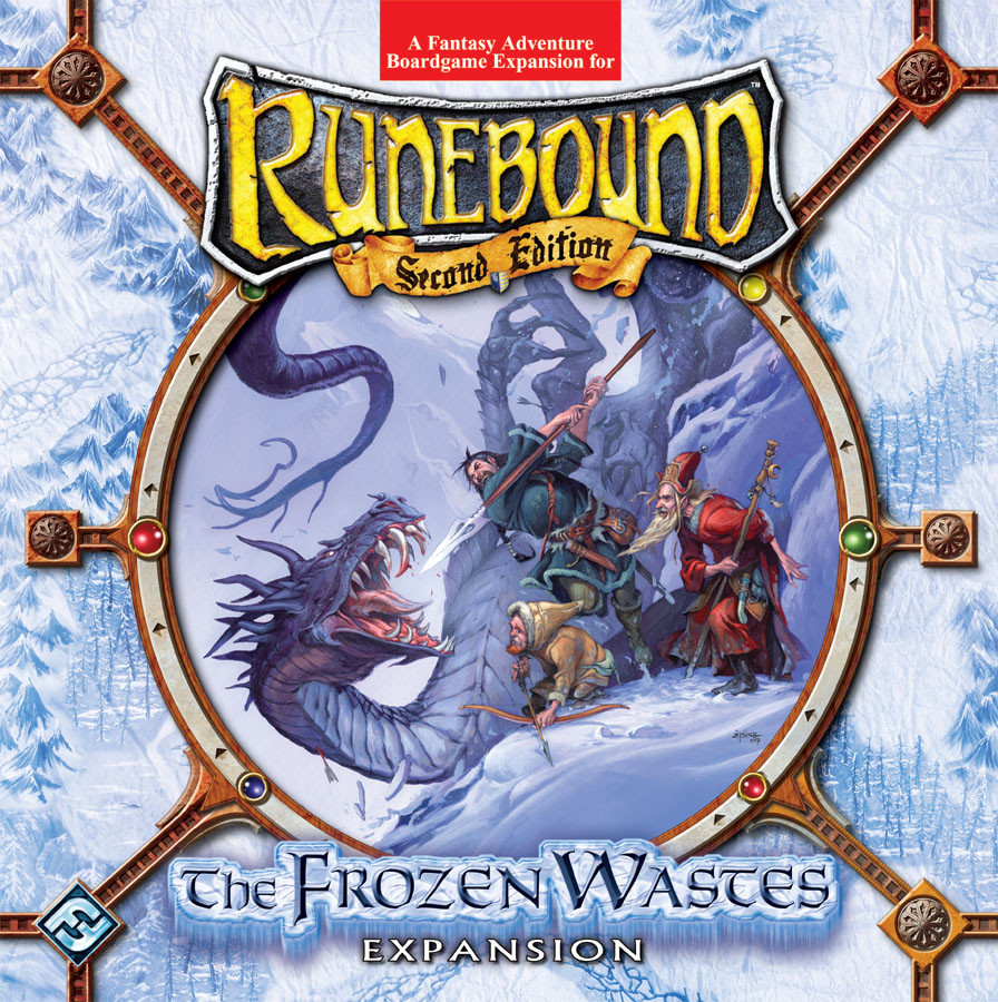 Runebound: Frozen Wastes Expansion