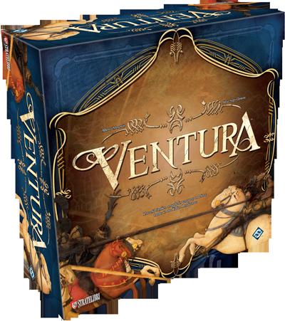 Ventura Boardgame