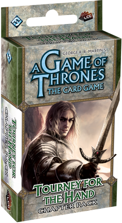 A Game of Thrones LCG: Tourney for the Hand Chapter Pack