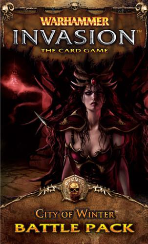 Warhammer: Invasion LCG: City of Winter Batte Pack