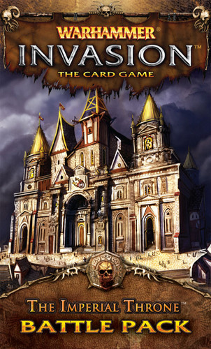 Warhammer: Invasion LCG: The Imperial Throne Battle Pack