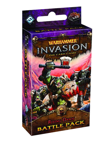 Warhammer: Invasion LCG: Rising Dawn Battle Pack