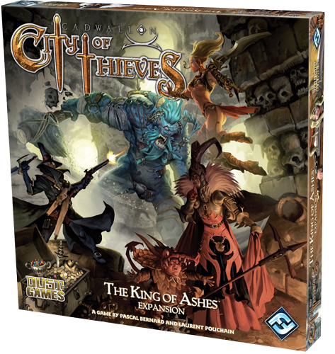 City of Thieves: The Kings of Ashes