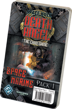 Death Angel: Space Marine Pack One
